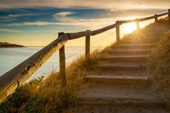 Treppe zum Himmel Lizenzfreies Stockfoto