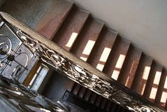 Treppen 10 Lizenzfreies Stockfoto