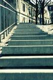 Treppen II (Europa) Lizenzfreies Stockbild