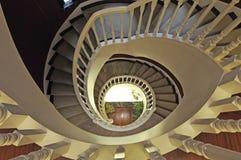 Treppen im Haus lizenzfreies stockbild