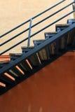 Treppen und Strichleiter Lizenzfreie Stockbilder