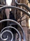 Treppen zu nirgendwo Stockbild