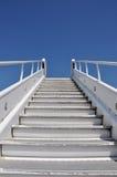 Treppen zum Himmel Stockbild