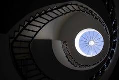 Treppen zum Himmel stockbilder