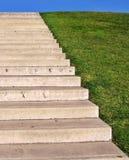 Treppen zum Himmel Lizenzfreie Stockbilder