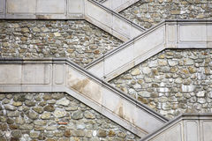 treppenhäuser Stockfotografie