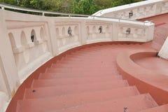 Treppenhaus auf goldenen Berg Lizenzfreie Stockbilder
