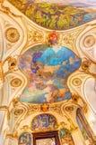 Treppenhaus Capitole de Toulouse s Stockbilder