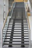 Treppenhaus, das steigt Lizenzfreie Stockbilder