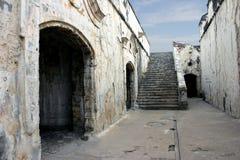 Treppenhaus nach Mexiko Stockfotografie