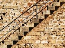 Treppenhaus zu Lizenzfreie Stockbilder