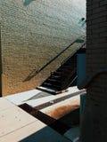 Treppenhaus zu Stockfoto