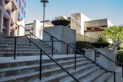 Treppenhaus zu arbeiten lizenzfreies stockbild