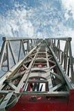 Treppenhaus zum Himmel. Lizenzfreie Stockfotos
