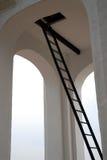 Treppenhaus zum Himmel lizenzfreies stockbild
