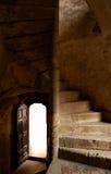 Treppenhaus zum Unbekannten Lizenzfreie Stockbilder