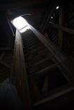 Treppenhaus zum zu beleuchten Lizenzfreie Stockfotografie