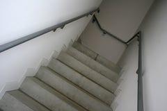 Treppenhausschacht Lizenzfreie Stockfotos