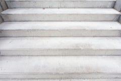 Treppenhauszusammensetzung des konkreten Gebäudes Lizenzfreie Stockfotografie