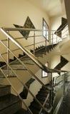 Treppenweisen Stockbild
