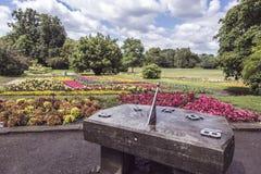 Treptower公园-柏林 库存图片