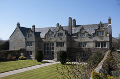 Trerice country house cornwall Royalty Free Stock Images