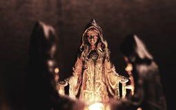 Tres brujas Fotos de archivo
