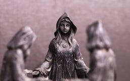 Tres brujas Imagen de archivo libre de regalías
