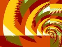 Tres coloreados vieron Foto de archivo libre de regalías