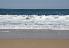 Tres colores del mar Imagen de archivo