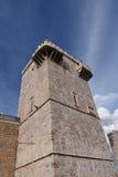 Tres Coroas, torn för tre kronor, Estremoz, Royaltyfria Bilder