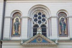 Tres días en Zagreb, Croacia fotos de archivo libres de regalías
