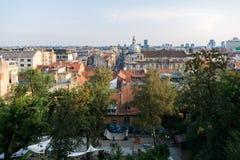 Tres días en Zagreb, Croacia fotografía de archivo
