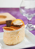 Tres Leche Cake Stock Photography