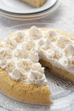 Tres leches cake Stock Images