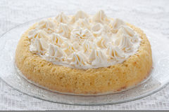Tres leches cake Stock Image