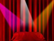 Tres luces del punto Imagenes de archivo