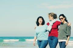 Tres mejores amigos Imagen de archivo libre de regalías