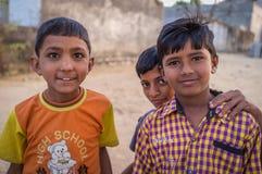 Tres muchachos foto de archivo libre de regalías