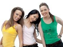Tres mujeres Imagen de archivo libre de regalías
