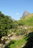 Tres Picos国家公园 免版税库存照片