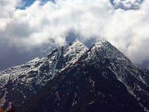 Tres picos Imagen de archivo