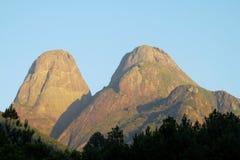 Tres Picos nationalpark Royaltyfri Bild