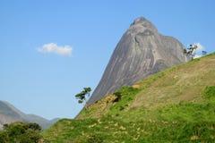 Tres Picos park, Atlantycki tropikalny las deszczowy, Brazylia Zdjęcia Stock