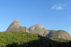 Tres Picos parka narodowego dramatyczna sceneria Fotografia Royalty Free