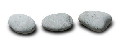 Tres piedras Foto de archivo libre de regalías