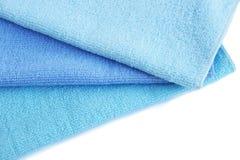 Tres toallas Foto de archivo libre de regalías