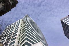 Tres torres Foto de archivo