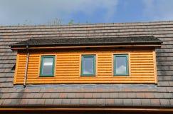 Tres ventanas Foto de archivo libre de regalías