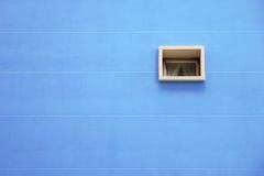 Tres ventanas en una fila vertical Fondo para una tarjeta de la invitación o una enhorabuena Foto de archivo libre de regalías